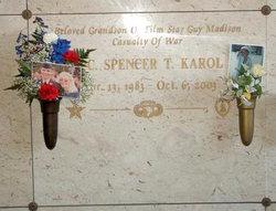 Spec Spencer Timothy Spence Karol