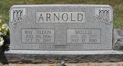 Mollie Bell <i>Ferrell</i> Arnold