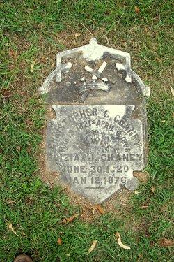 Christopher C Chaney
