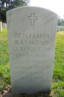 Benjamin Raymond O'Toole, Jr