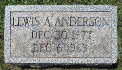 Lewis Albert Anderson