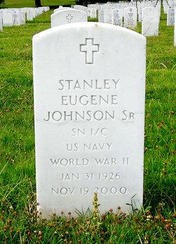 Stanley Eugene Johnson, Sr