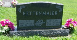 Julia Agnes <i>Nees</i> Rettenmaier