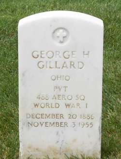 George H Gillard