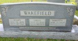 Agnes Wakefield