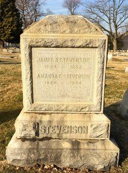 Amanda Custer <i>Detweiler</i> Stevenson
