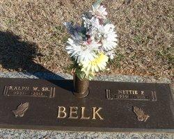 Nettie Jewell <i>Funderburk</i> Belk