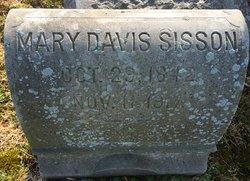 Mary Davis Sisson