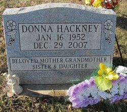 Donna <i>McPherson</i> Hackney