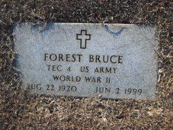 Forest Bruce
