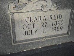 Clara <i>Reid</i> Bruce
