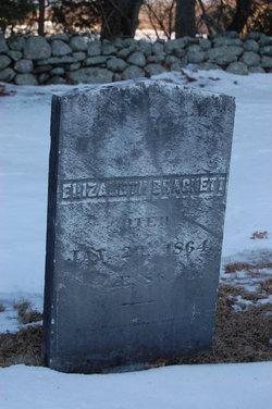 Elizabeth <i>Hutchinson</i> Brackett