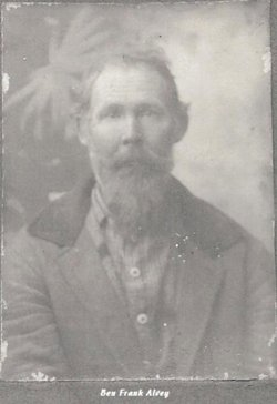 Benjamin Francis Alvey, Jr