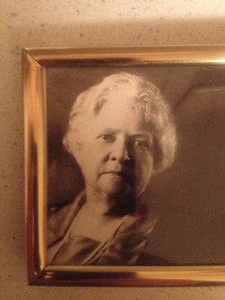 Margaret Ann <i>Morgan</i> Benson