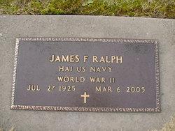 James Franklin Ralph