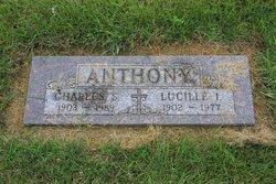 Lucille Irene <i>Davidson</i> Anthony