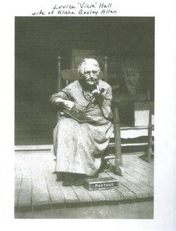 Luvisa Ann Vicie <i>Hall</i> Allen