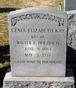 Cenia Elizabeth <i>Kay</i> Holzbach
