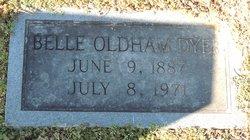 Belle <i>Oldham</i> Dyer