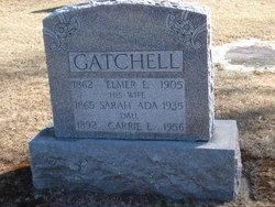 Elmer E. Gatchell