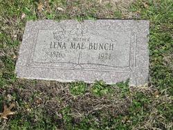 Lena Mae <i>Lyles</i> Bunch