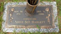 Addie Sue <i>Dunlap</i> Hargett