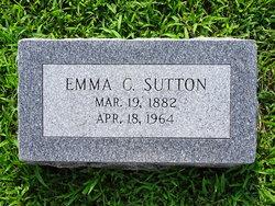Emma C. <i>Jensen</i> Sutton