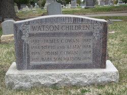 John Cowan Watson