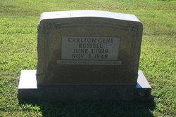 Carlton Eugene Gene Russell
