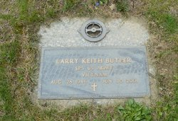 Larry Keith Butler