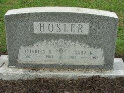 Sara Clark Line Little Grandma <i>Royer</i> Hosler
