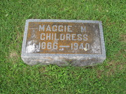 Margaret Maggie <i>Mangrum</i> Childress