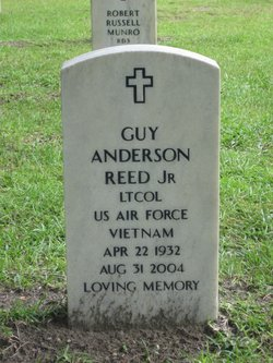 Guy Anderson Reed, Jr
