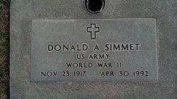 Donald Adolph Don Simmet