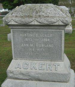 William P. Willie Ackert