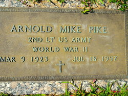 Arnold Mike Pike