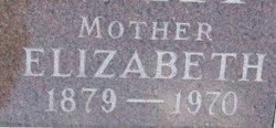 Elizabeth Lizzie <i>Reinke</i> Jackowski