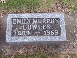 Emily <i>Murphy</i> Cowles