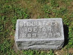 Nellie C Detar