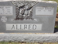 Shirley <i>Scruggs</i> Allred