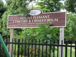 Mount Pleasant Cemetery and Crematorium