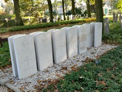 Rockanje (Zeeweg) General Cemetery