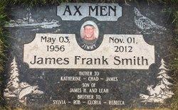 Jimmy Frank Smith