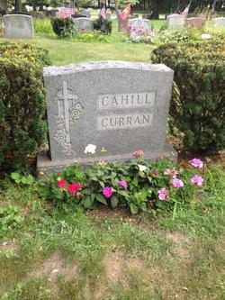 Claire M. <i>Cahill</i> Curran
