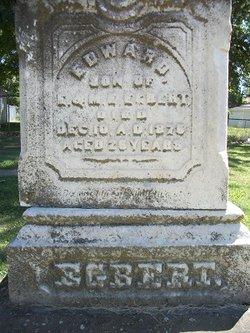 Edward Egbert
