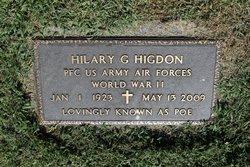 Hilary George Poe Higdon