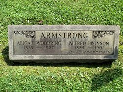 Abigail Abbie <i>Woodring</i> Armstrong