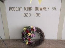 Robert Kirk Downey, Sr