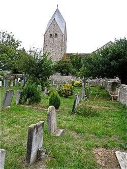 Sompting (St Mary) Churchyard