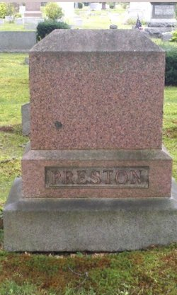 Effa Almira <i>Lamb</i> Preston